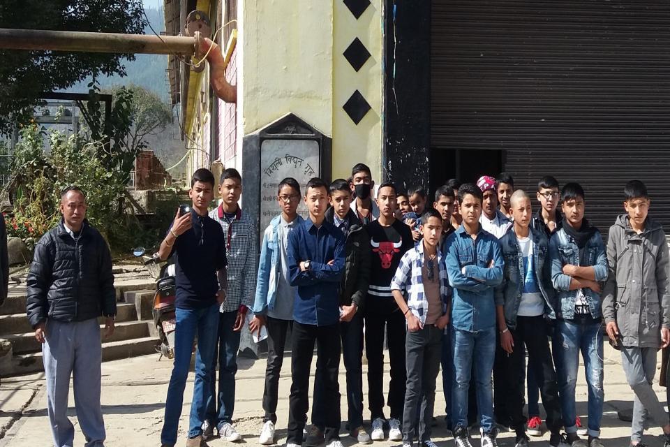 Trishuli Hydropower Plant 3
