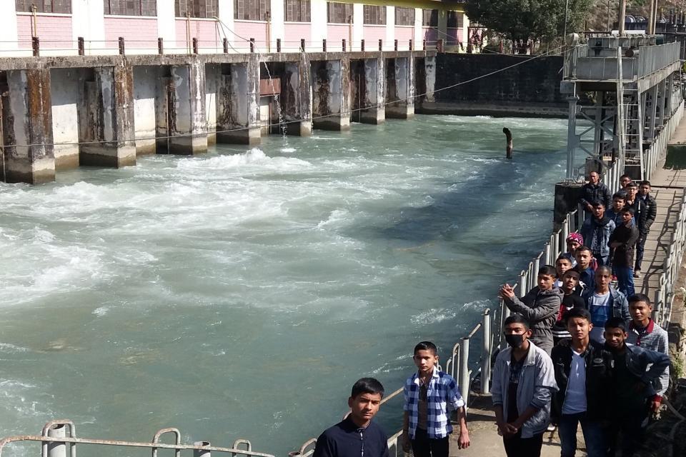Trishuli Hydropower Plant 4