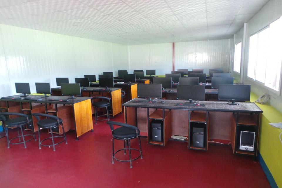 New Computer Laboratory 1