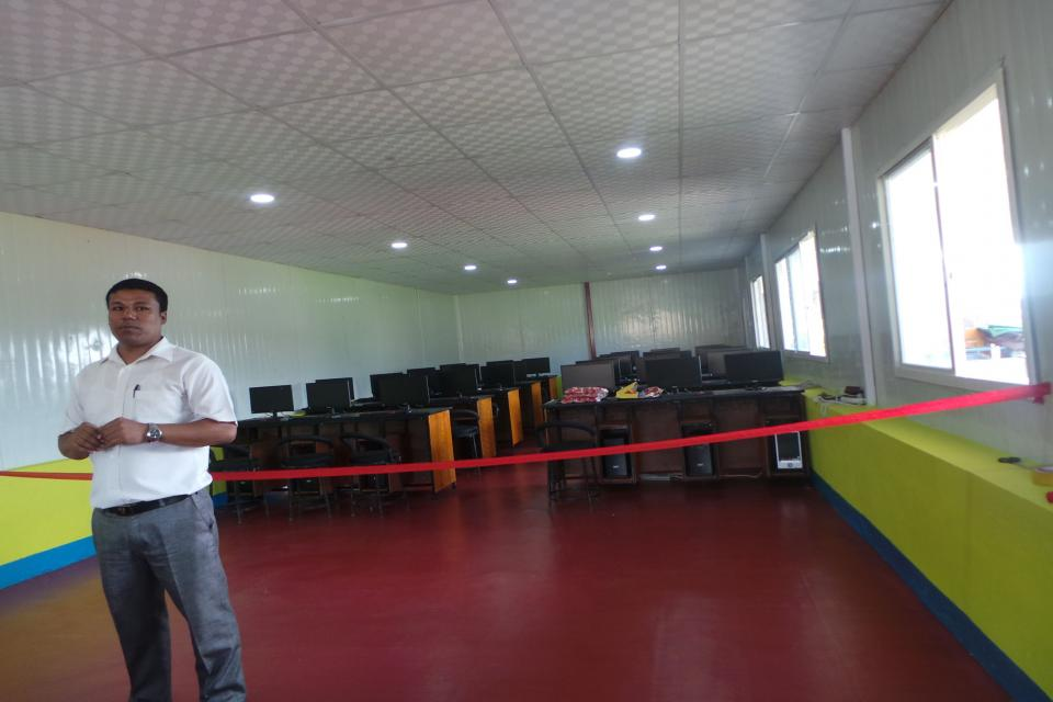 New Computer Laboratory 3