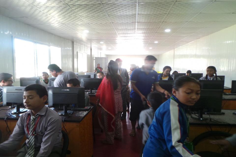 New Computer Laboratory 13