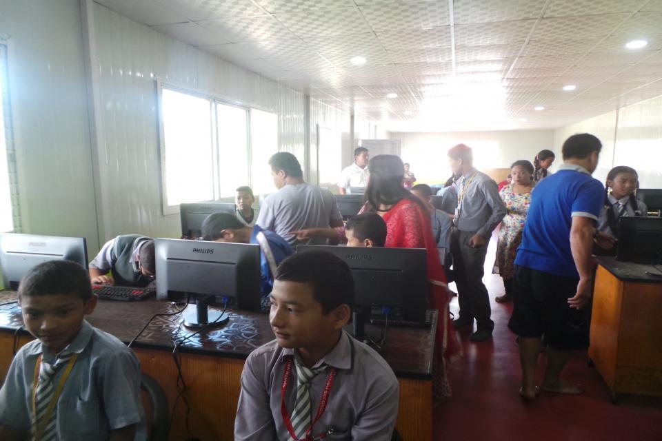 New Computer Laboratory 14