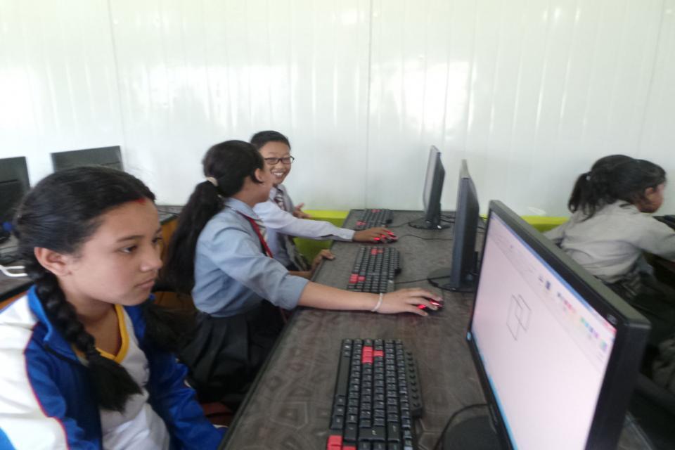 New Computer Laboratory 15