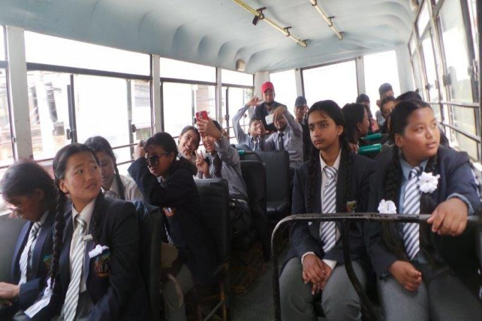 Dairy Factory Visit for Grade  IX students