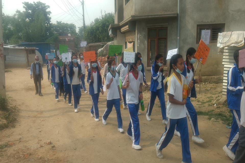 World Environmental Day Celebration-2074