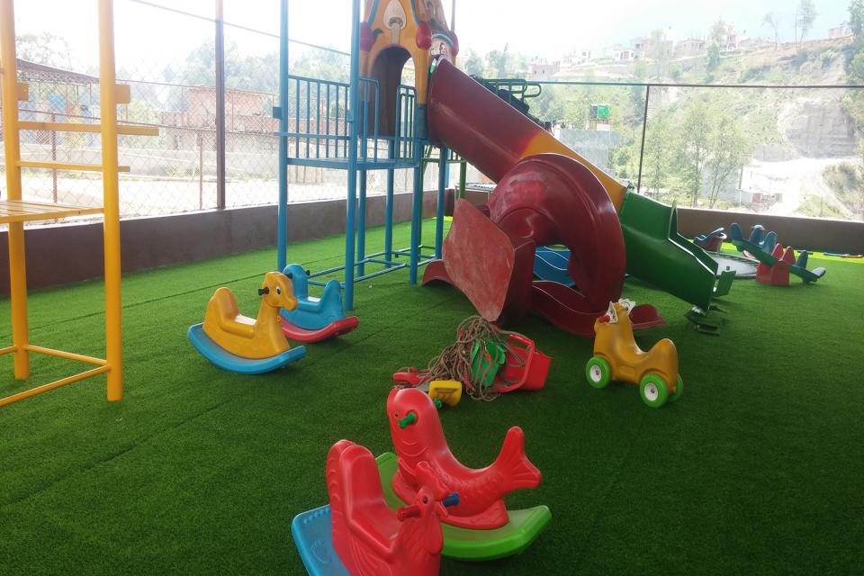 Children Fun park